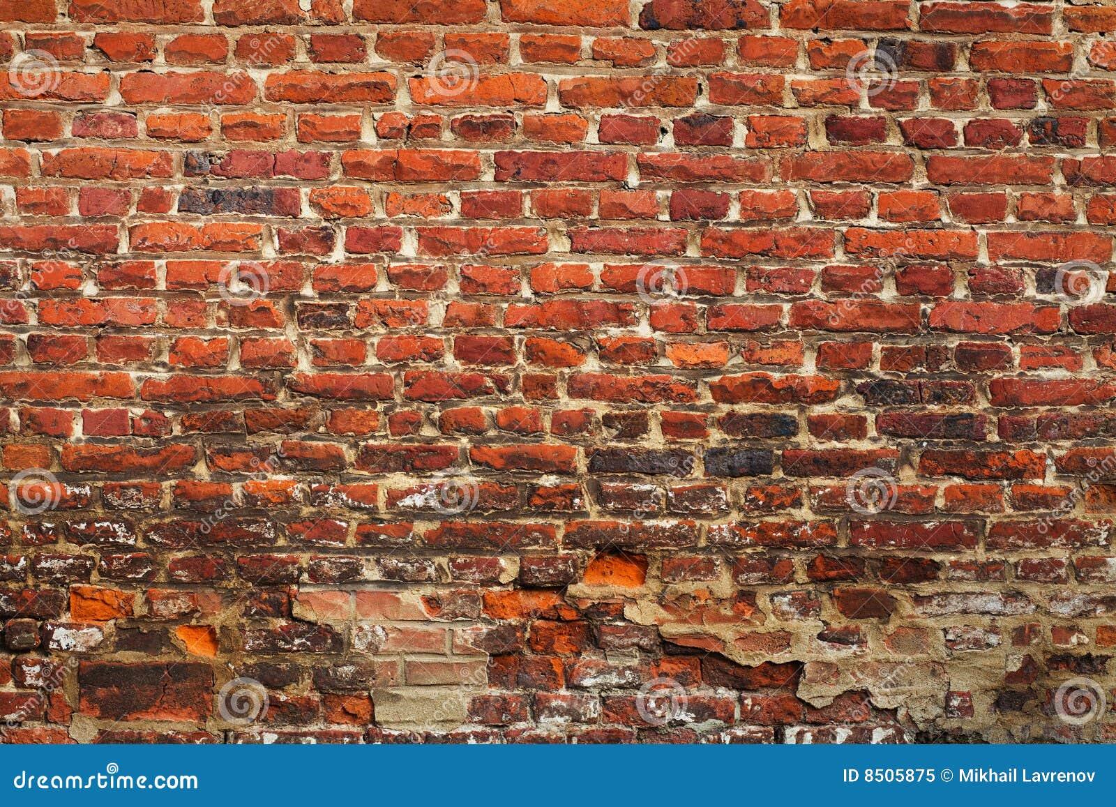 Old Brick Wall Royalty Free Stock Photo Image 8505875