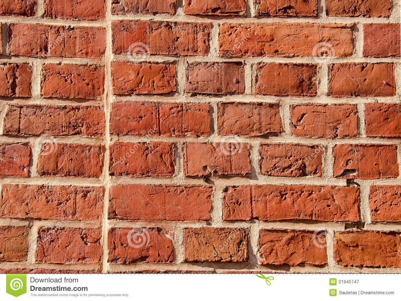 Old brick wall built of clay bricks stock image image for What to do with bricks