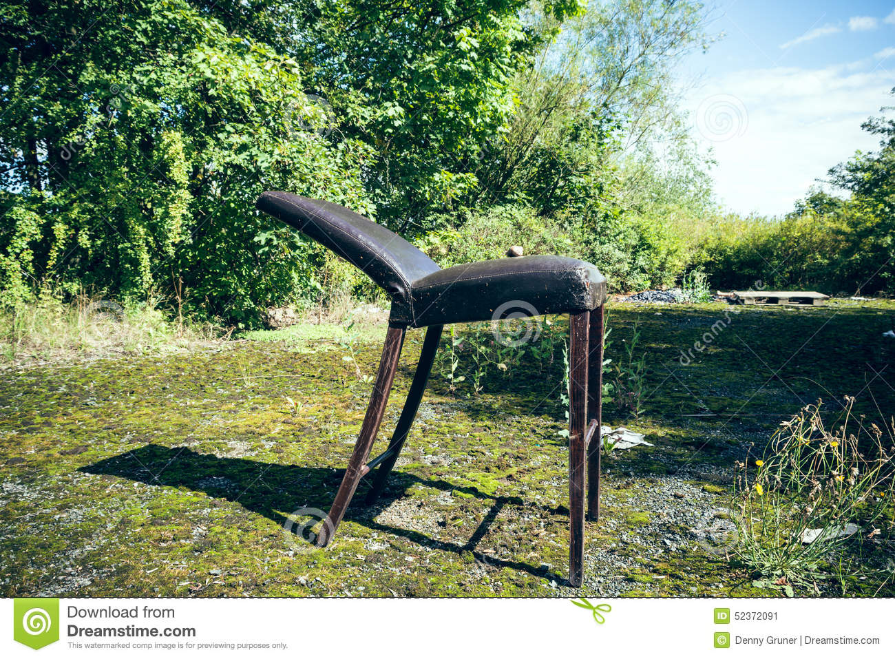 Royalty Free Stock Photo Download Old Broken Wooden Chair