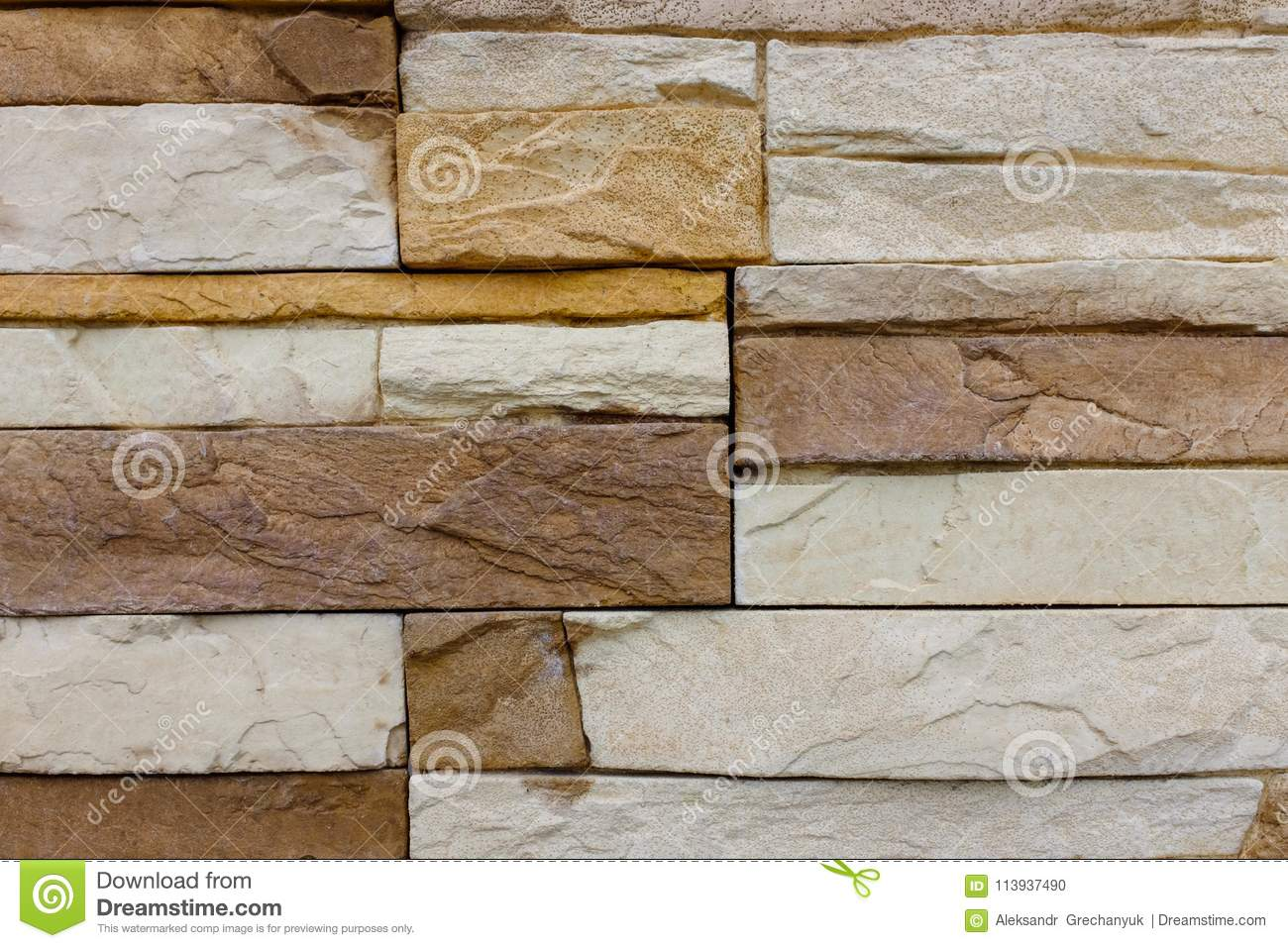 Download Old Brown Bricks Wall Pattern Brick Wall Texture Or Brick Wall  Background Light For Interior
