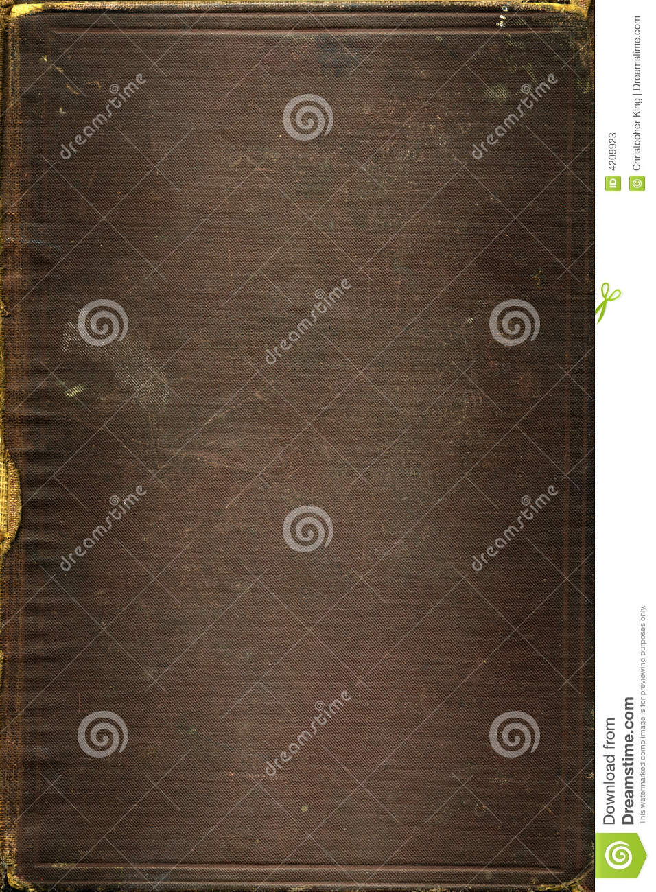 Book Cover Texture Ds Max : Old brown leather book texture stock image