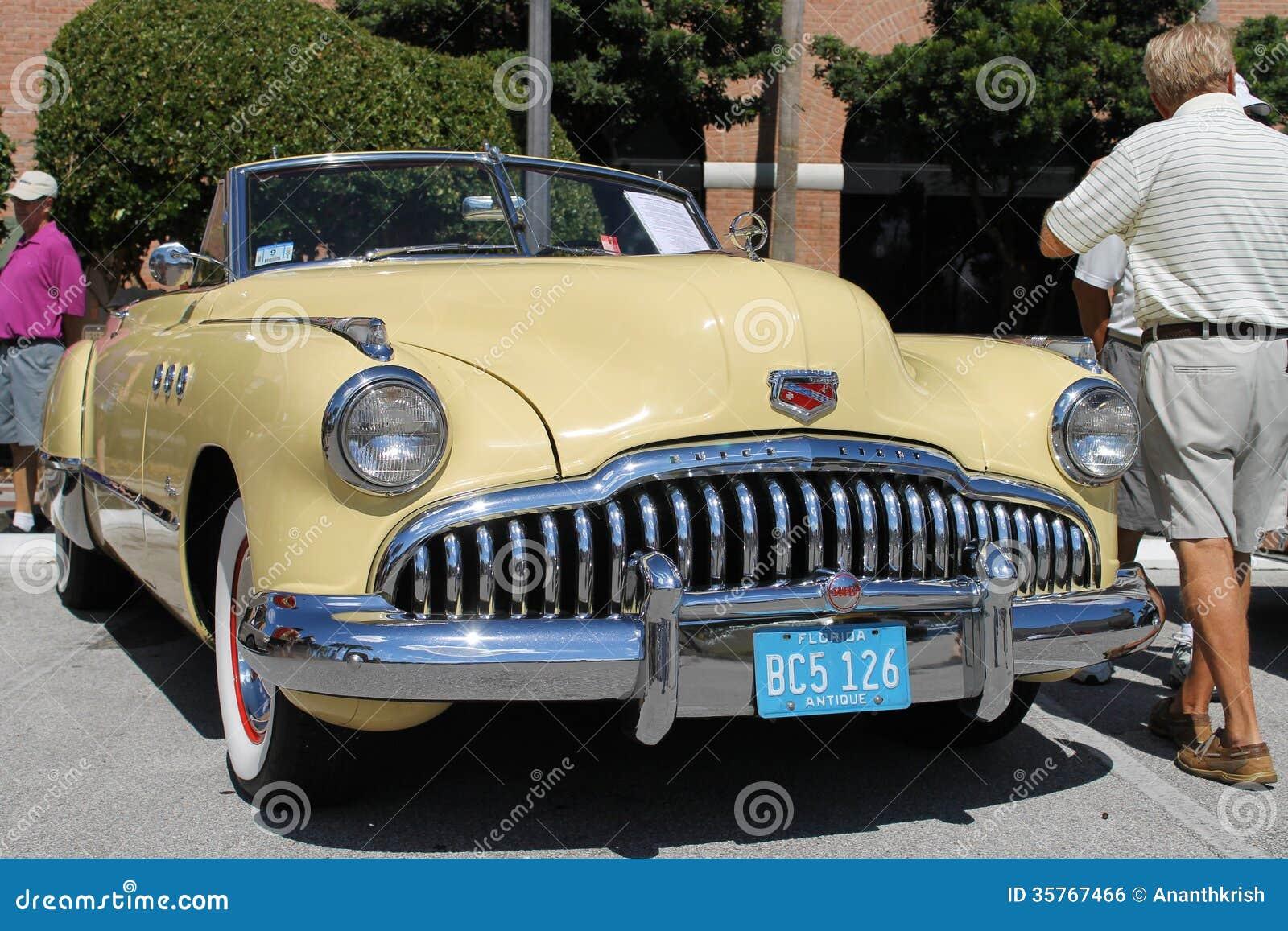 Old Buick Car At The Car Show Editorial Photo Image Of Road - Lakeland florida car show 2018