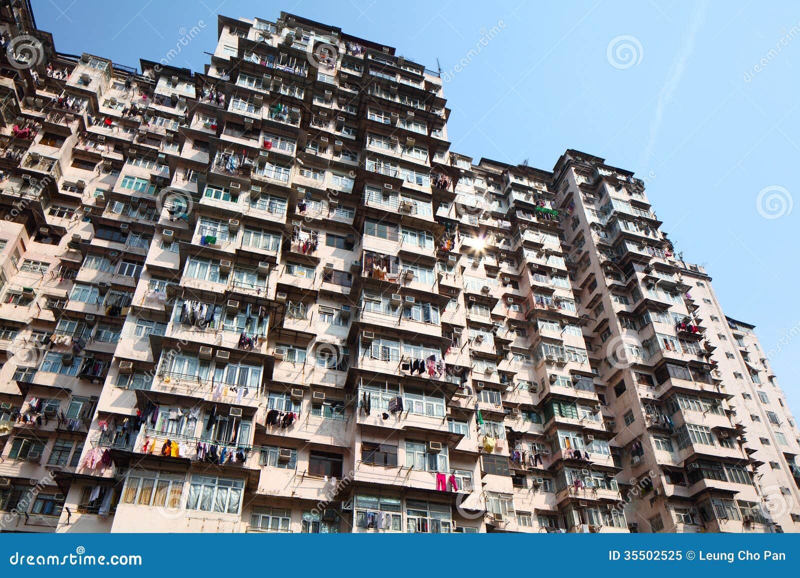 Appartement Hong Kong