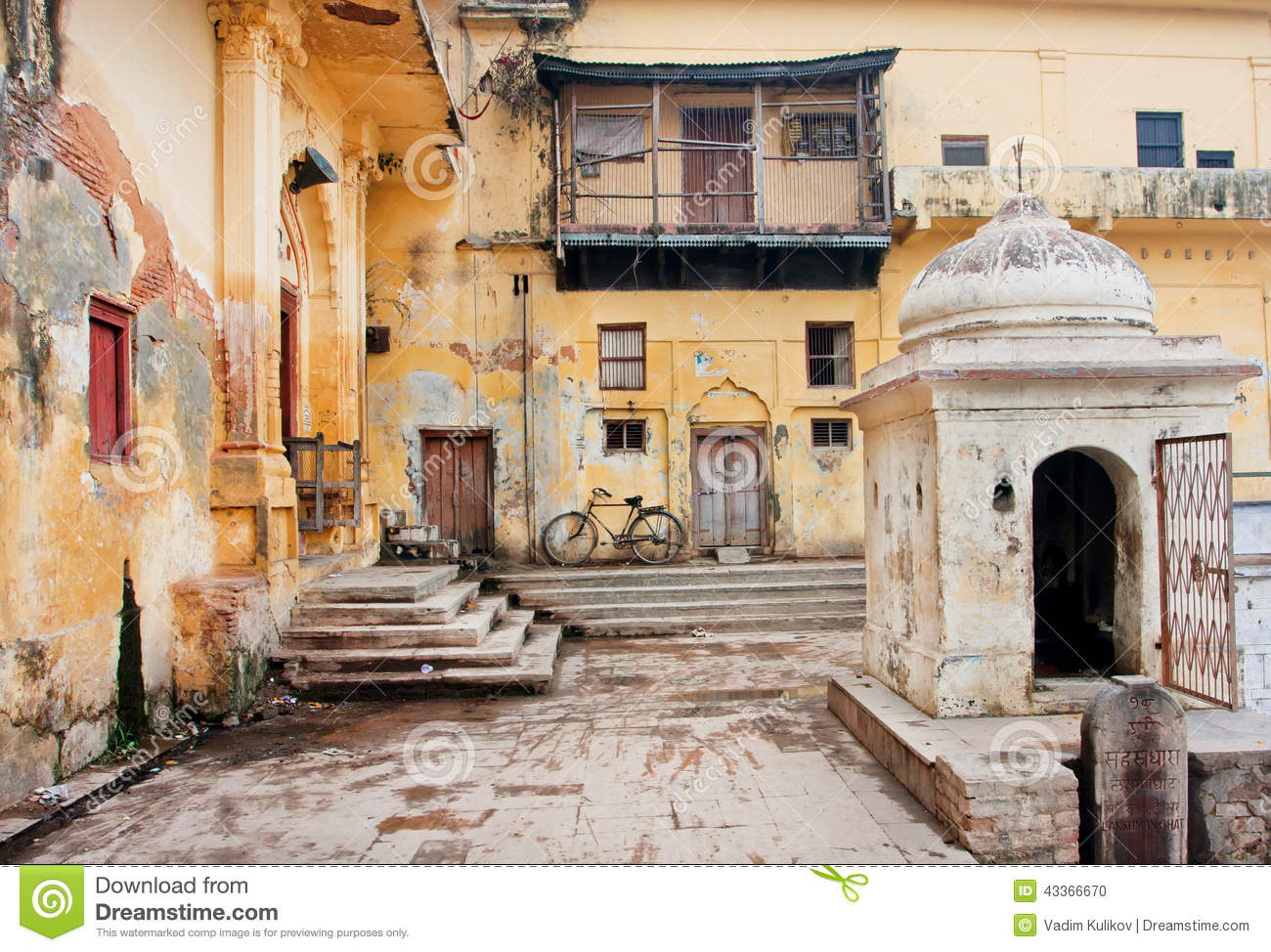 Indian old model houses
