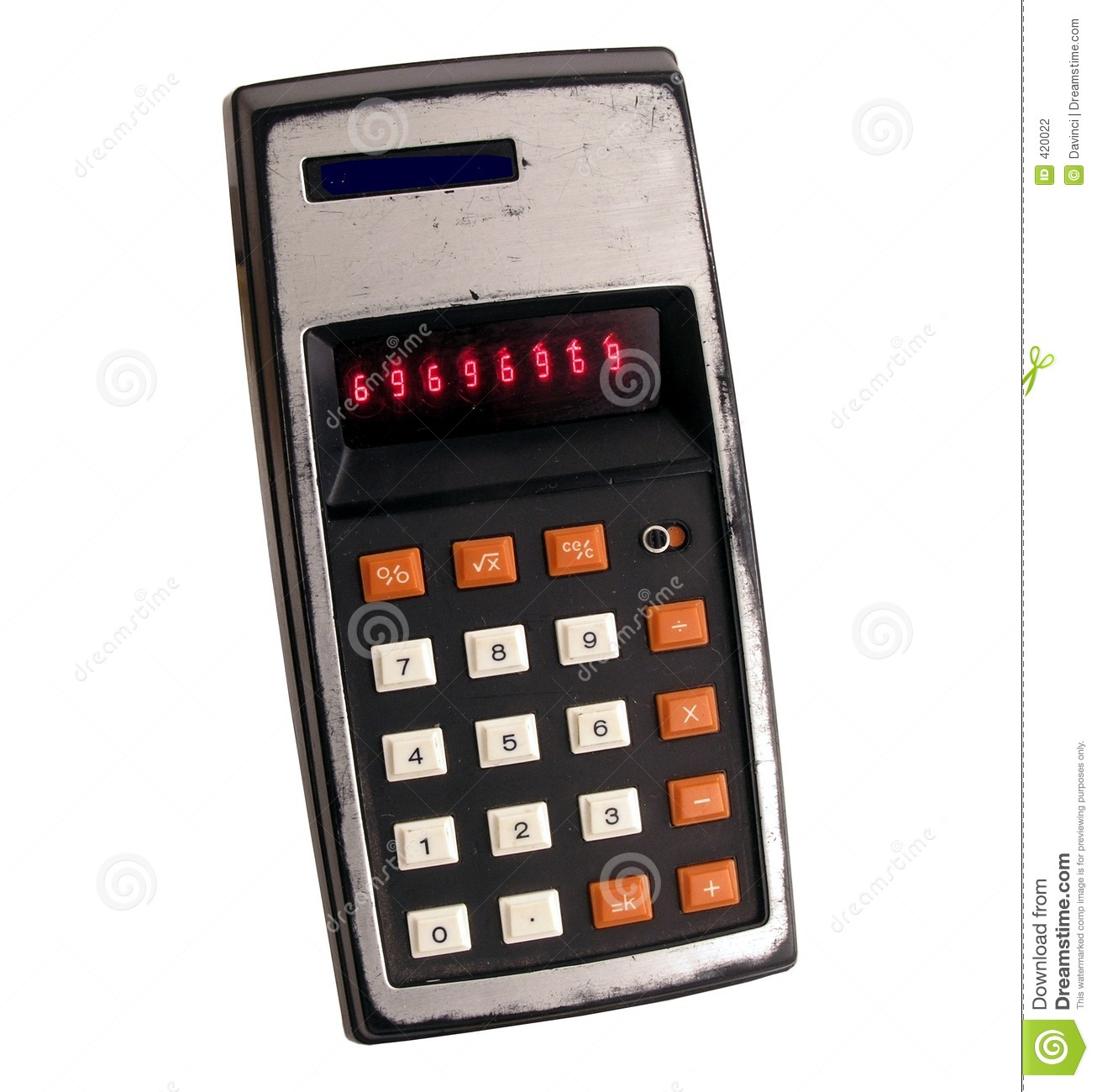 Pictures of old calculators Cached