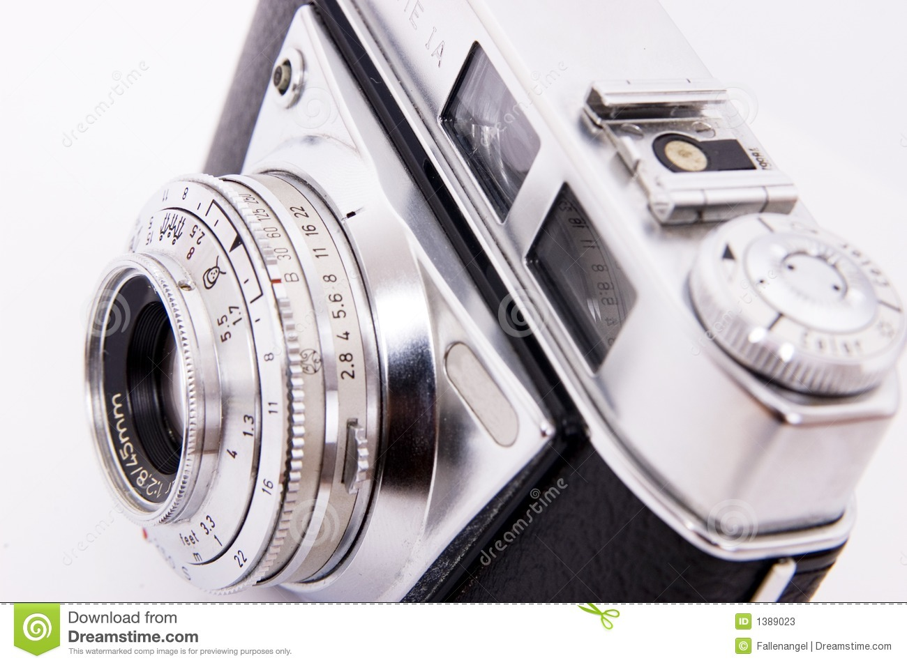 old camera stock image image of dated photo photographic 1389023