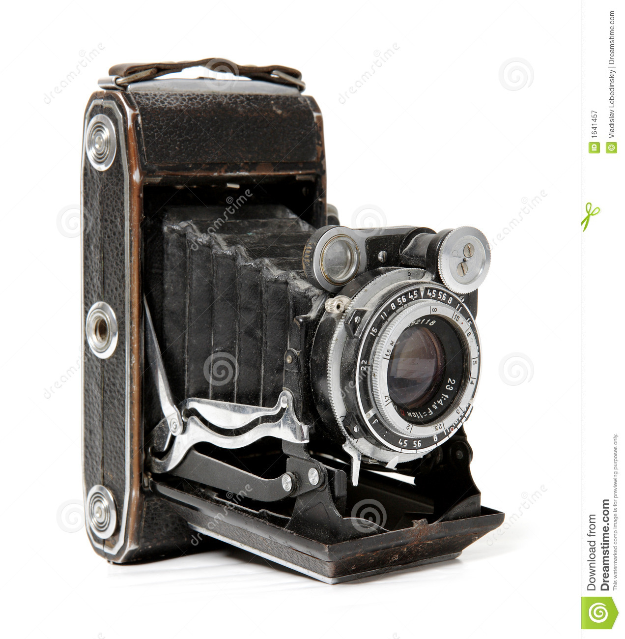 Old Camera. Royalty Free Stock Photography - Image: 1641457