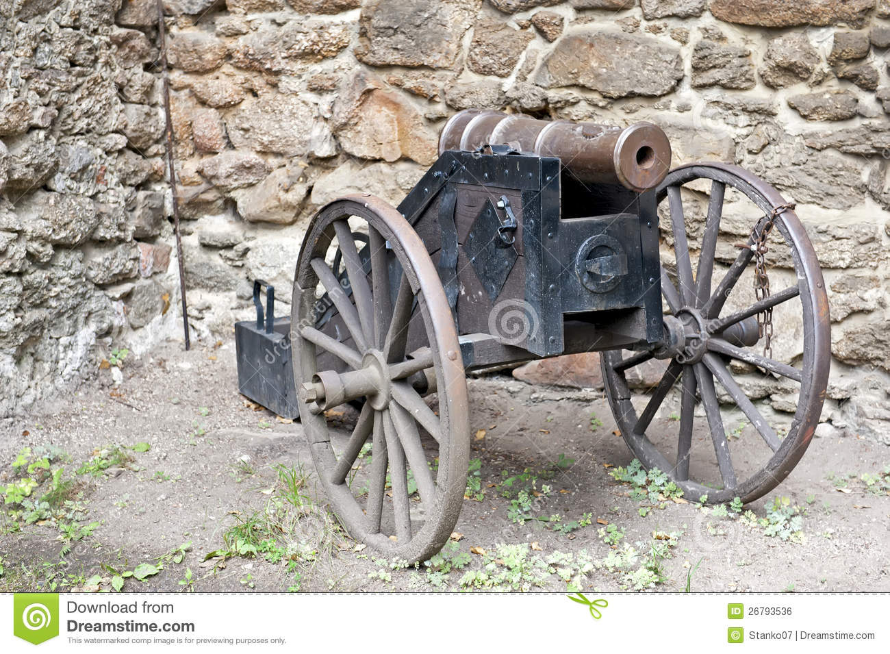 Old Fashioned Cannon