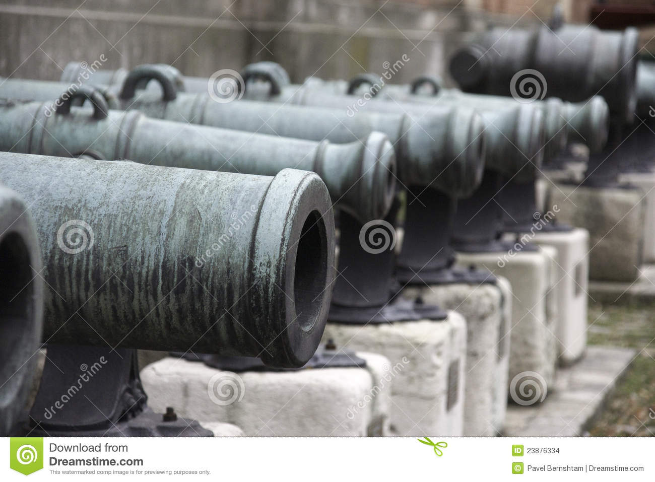 Old Cannons