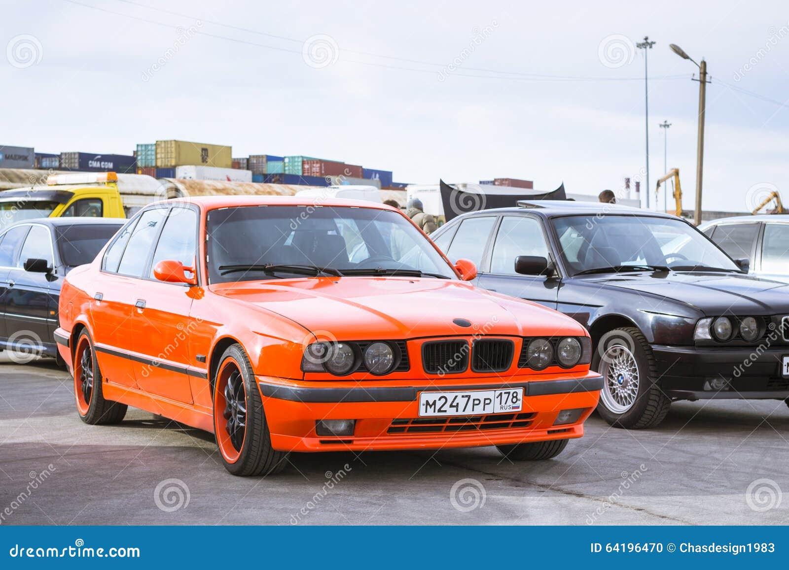 Used Cars In St Petersburg Russia