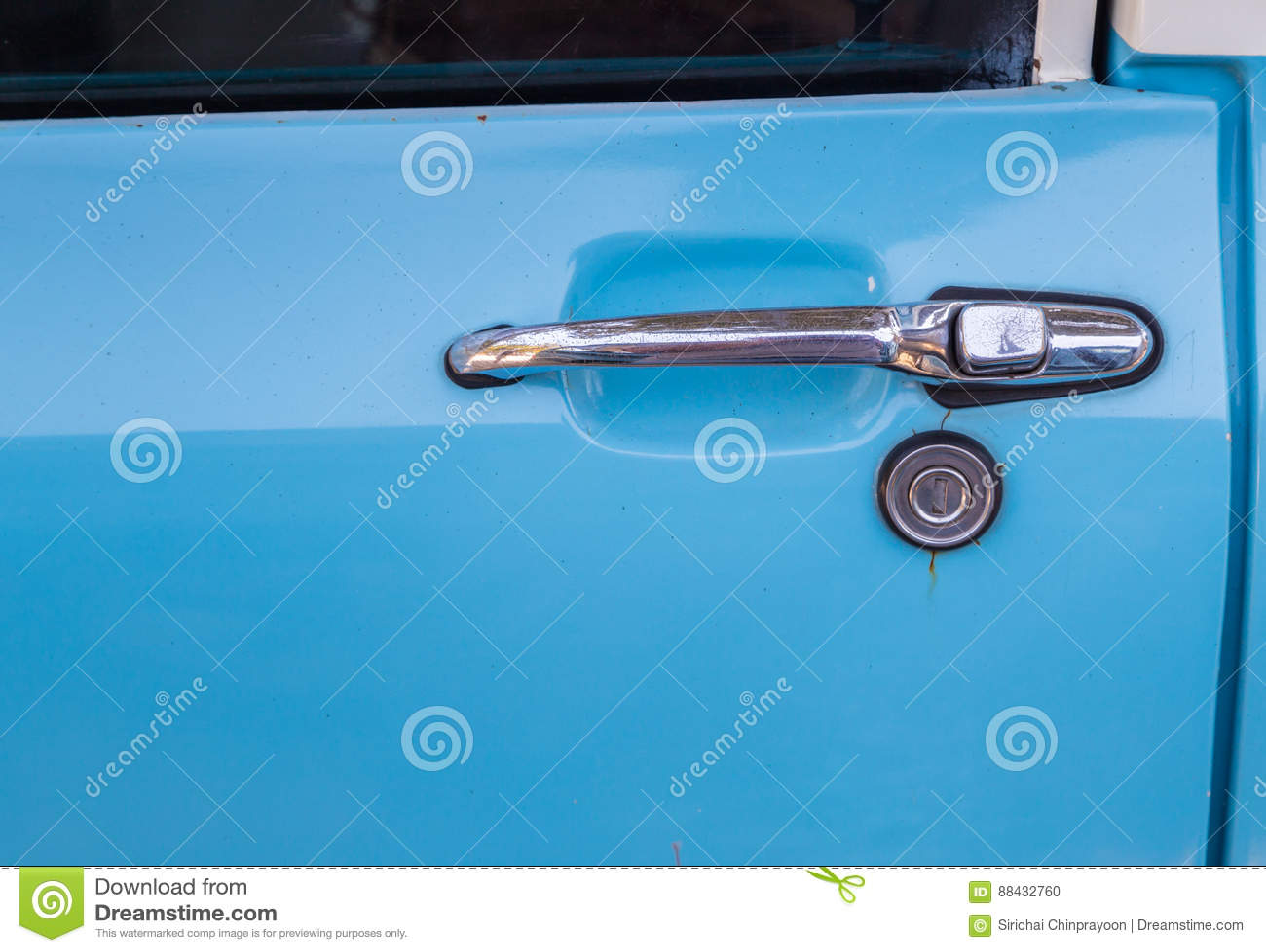 vintage car door handles. Unique Door Old Car Door Handle On Blue Inside Vintage Car Door Handles