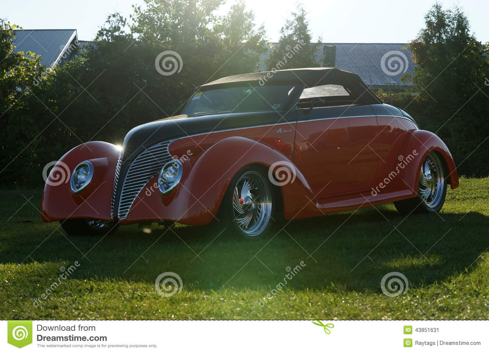 John Scotti Classic Car Show