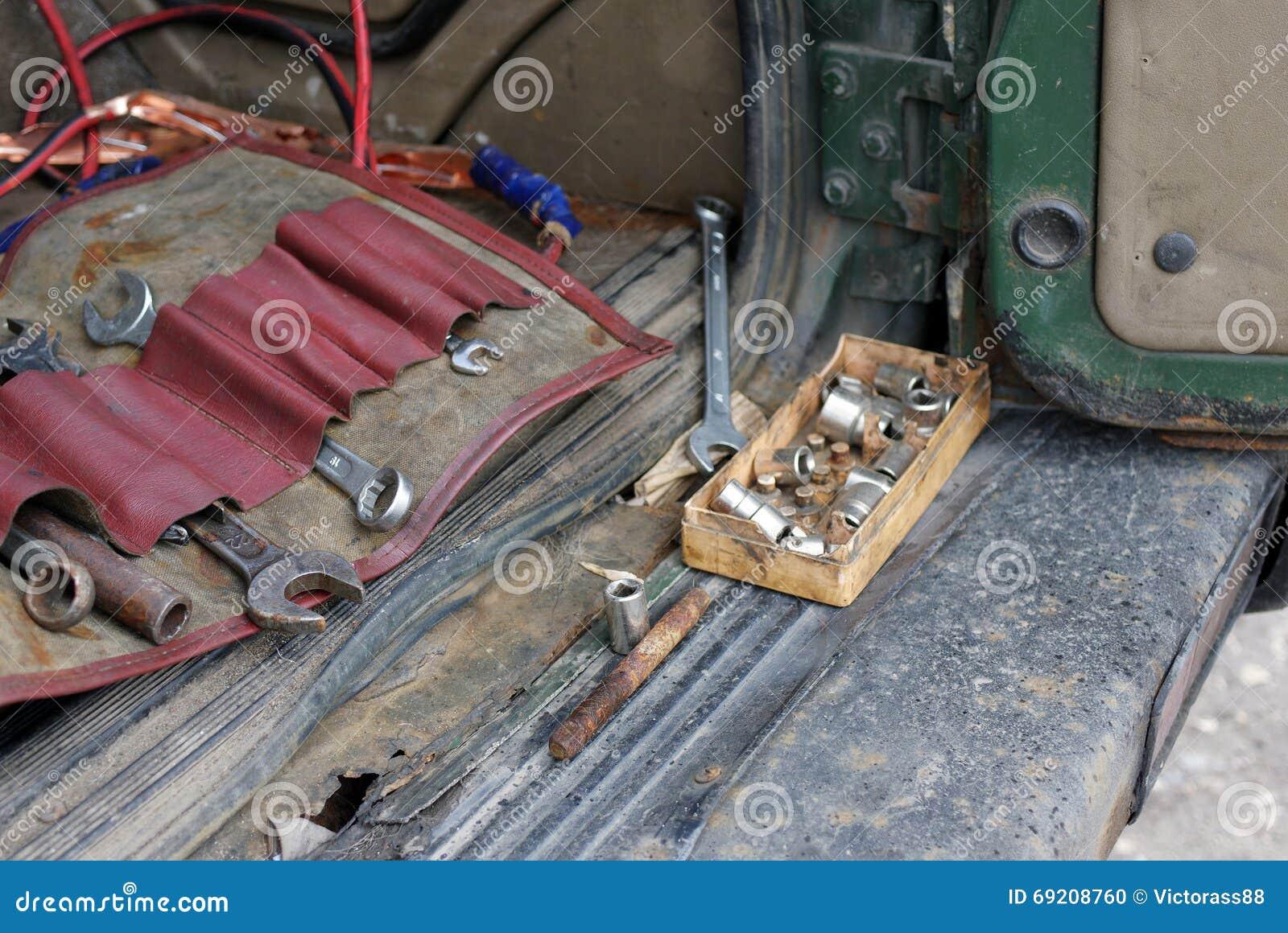 free tool repair boot