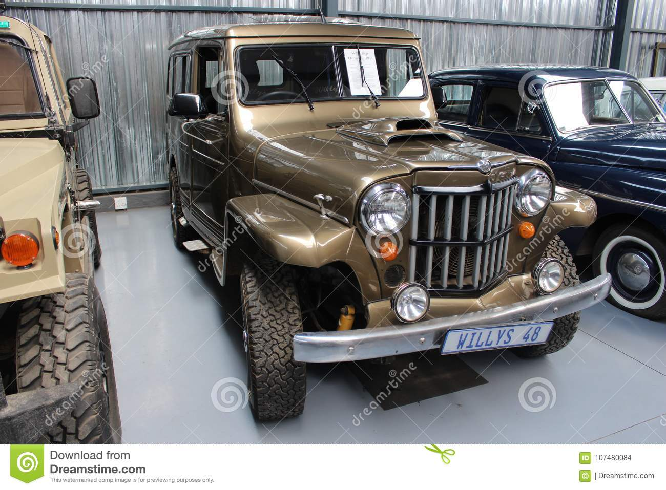 Classic cars editorial stock image. Image of classic - 107480084