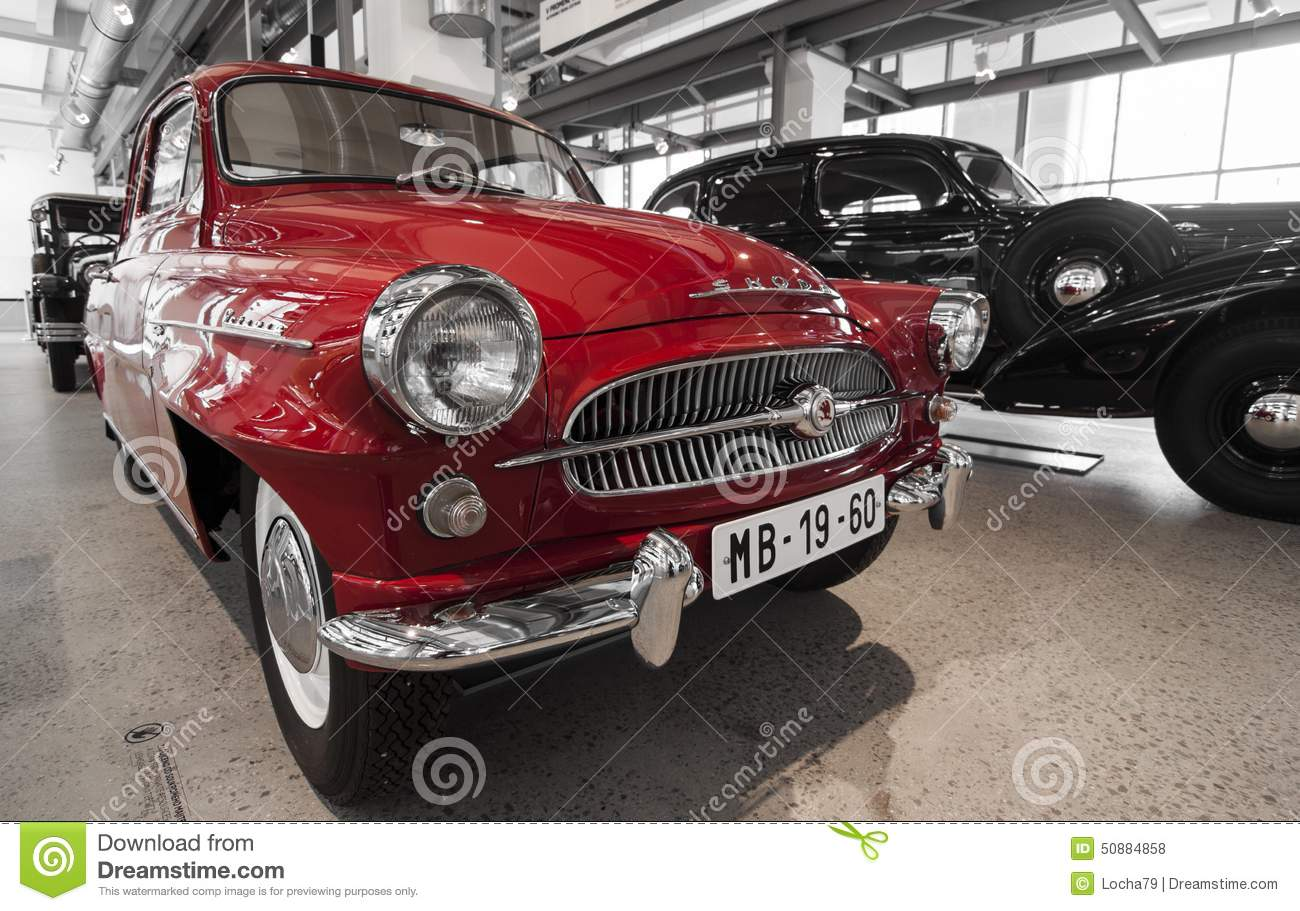 Old car editorial stock photo. Image of felicia, fabia - 50884858