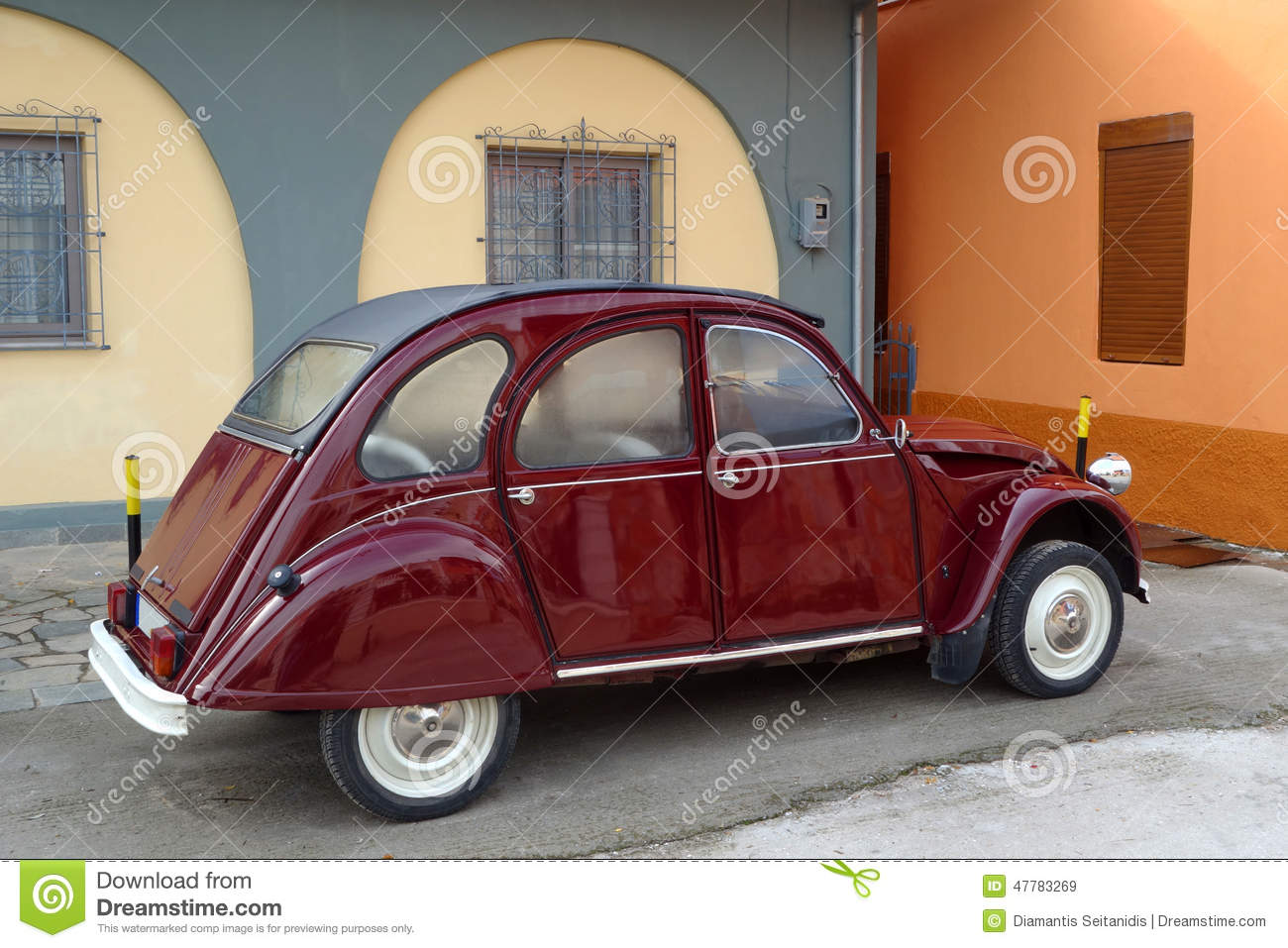 Old car stock image. Image of front, pretty, tradition - 47783269