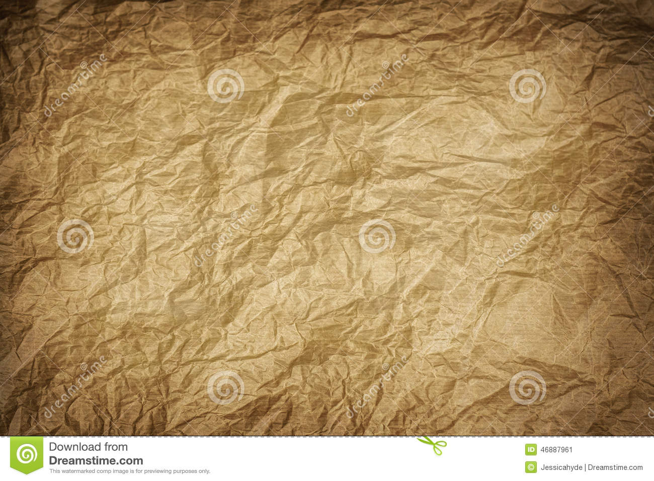 Old carboard paper texture