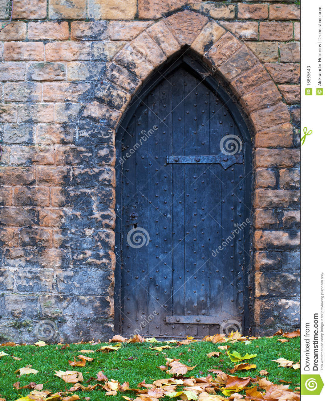 Old castle door stock photos image 16665643 castle door eventelaan Image collections