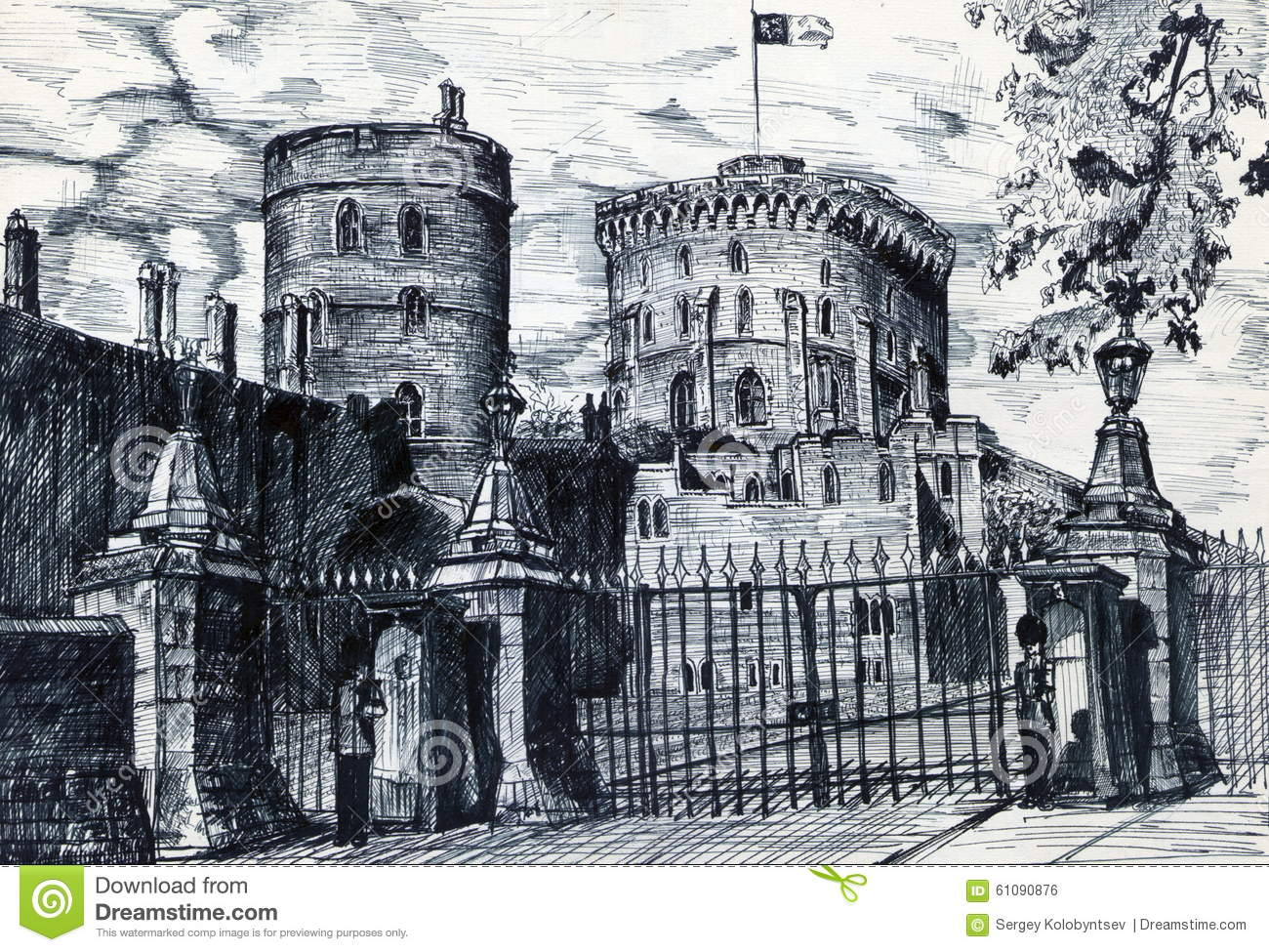 royalty free stock image old castle in england image dover clip art illustrations dover clip art download