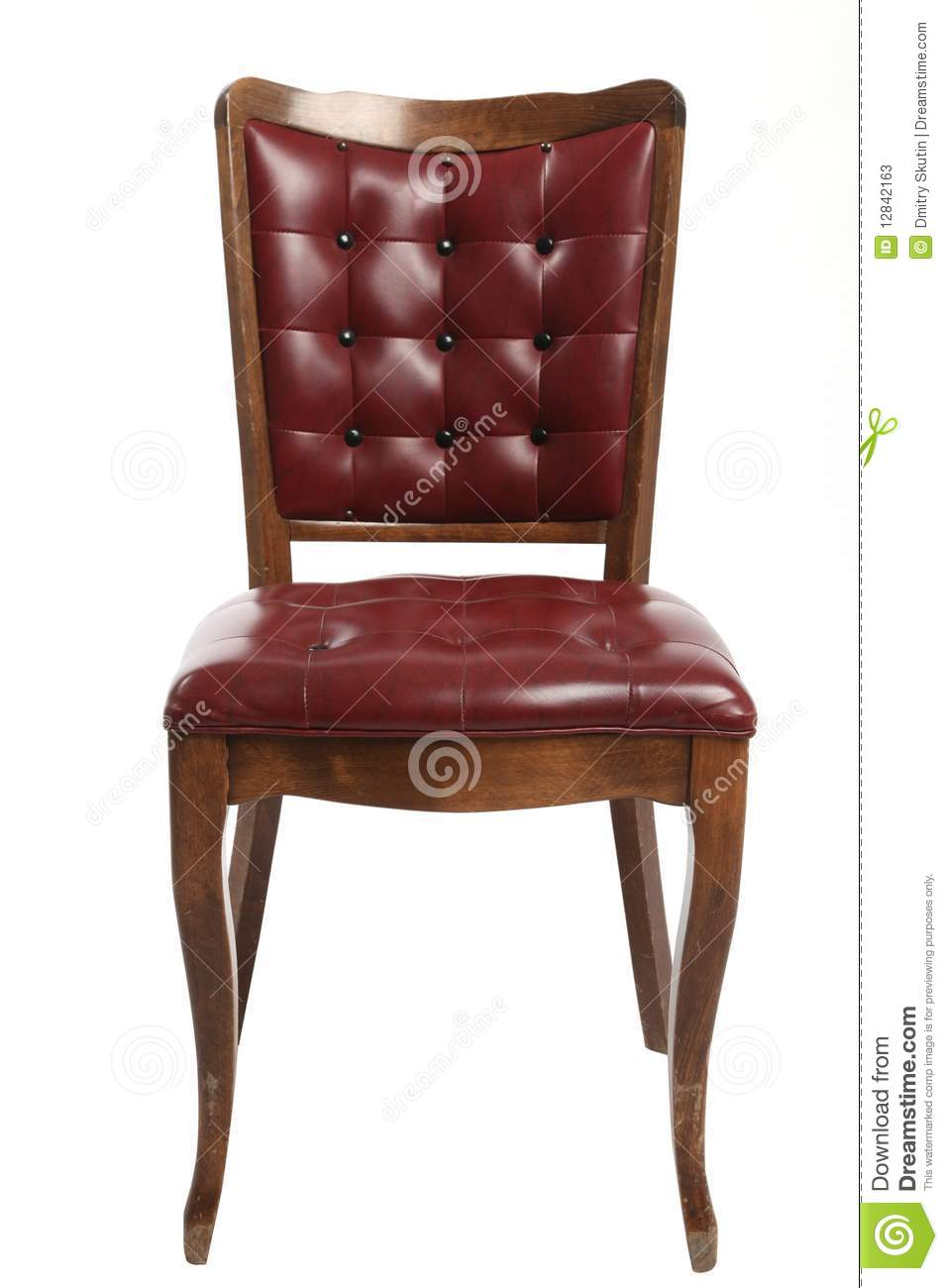 Old Chair Stock Photos Image 12842163