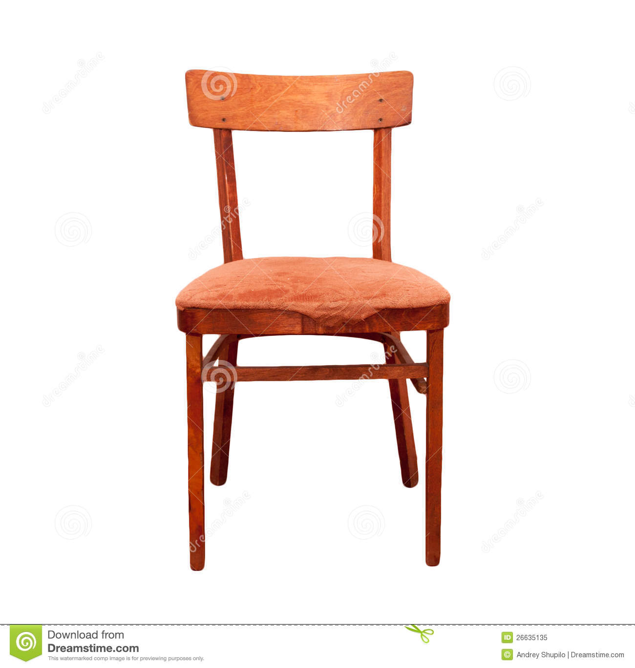 Old Chair Royalty Free Stock Photo Image 26635135