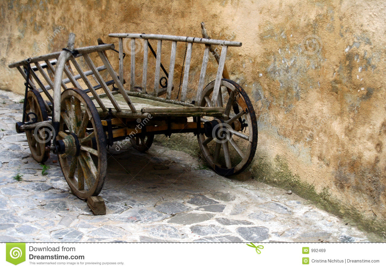 Carriage House Old Chariot Royalty Free Stock Images Image 992469