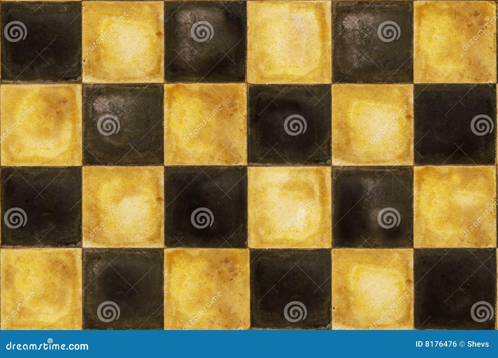 Old Checkerboard Retro Floor Stock Photo Image Of Squares Retro 8176476