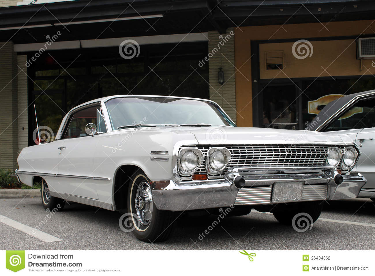 The old Chevrolet car stock photo. Image of coupe, company - 26404062