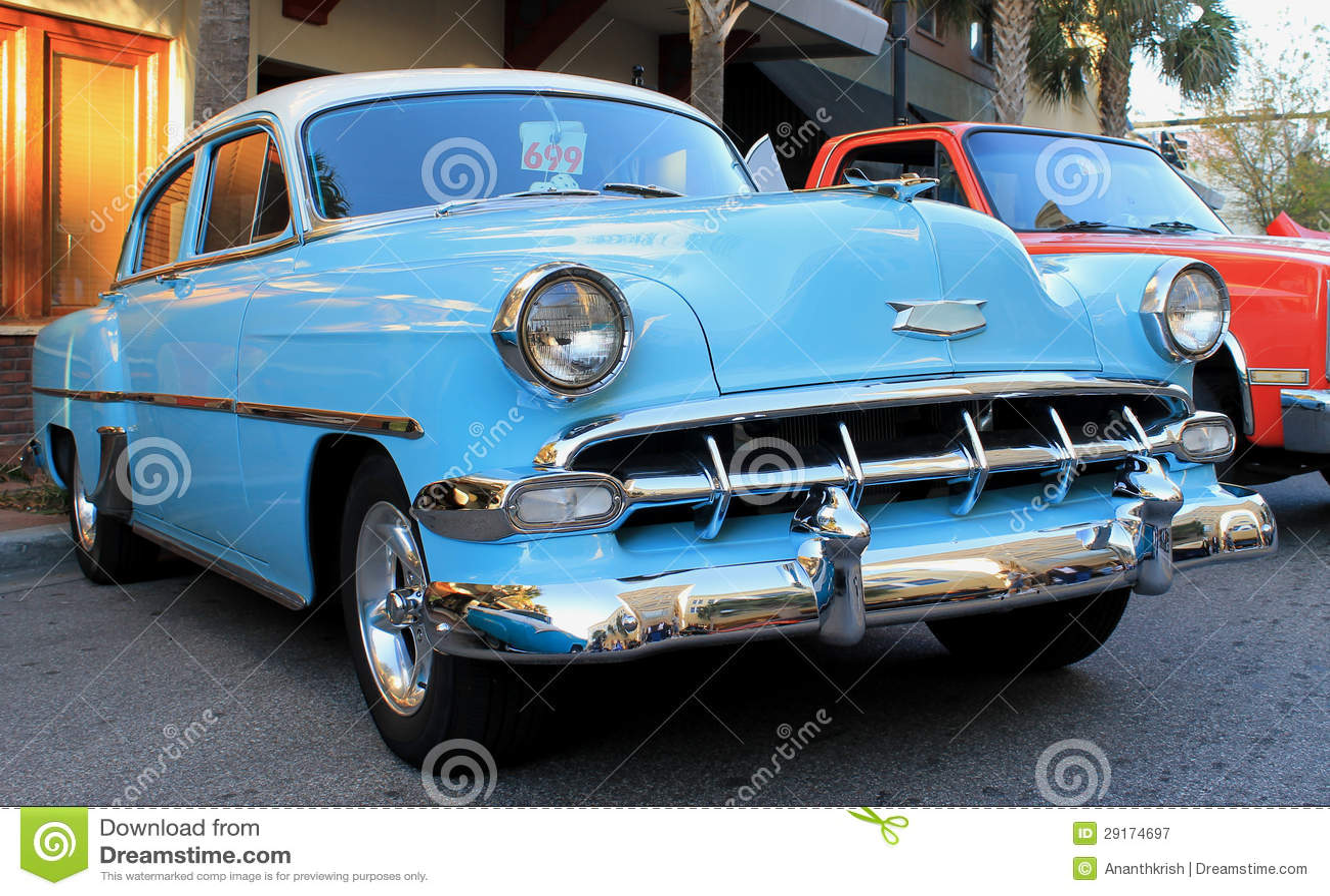 Old Chevrolet Car stock image. Image of preserve, automotive - 29174697
