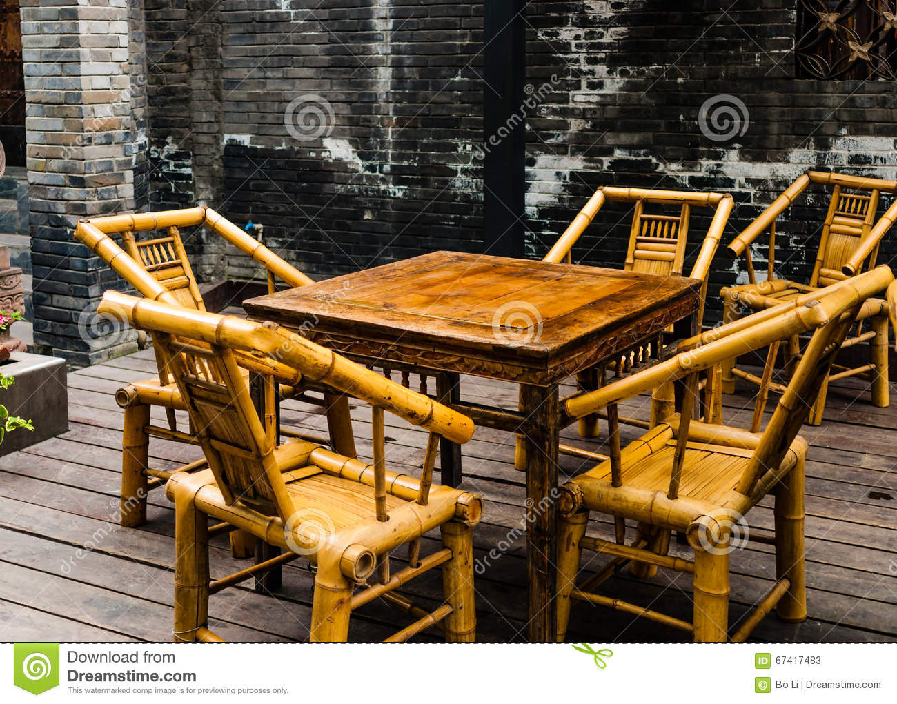 The Old Chinese Tea House Stock Image Image Of Ancient