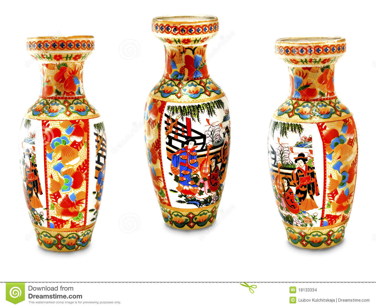 Old chinese vase image collections vases design picture the old chinese vase stock photo image of flower clay 18133334 the old chinese vase reviewsmspy reviewsmspy