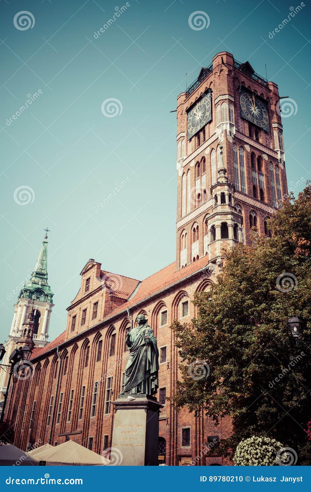 Old City Town Hall Polish: Ratusz Staromiejski Torun, Poland.