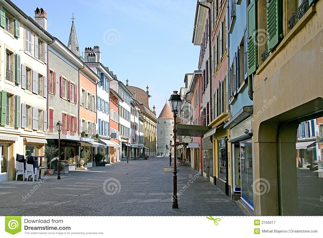 Old city views 79 royalty free stock photography image for 3d architecture yverdon