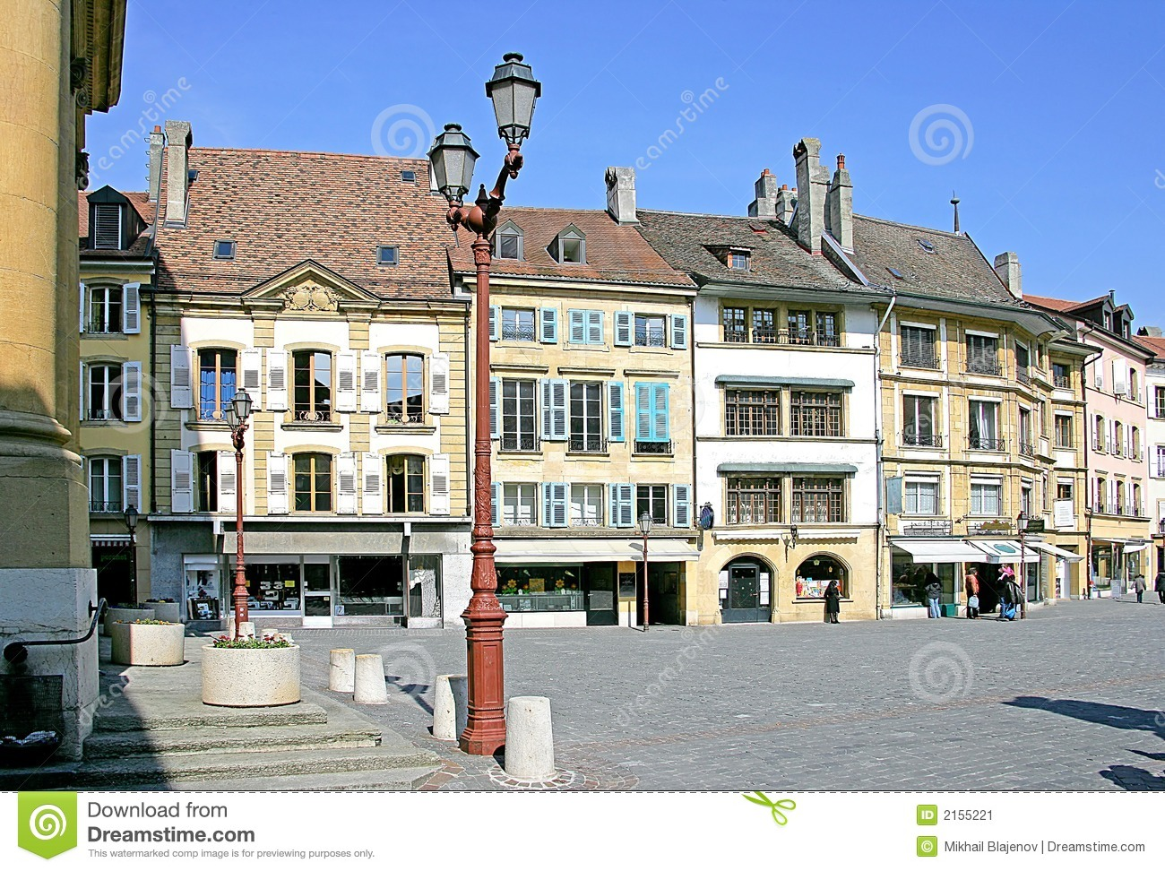 Old city views 82 stock image image 2155221 for 3d architecture yverdon