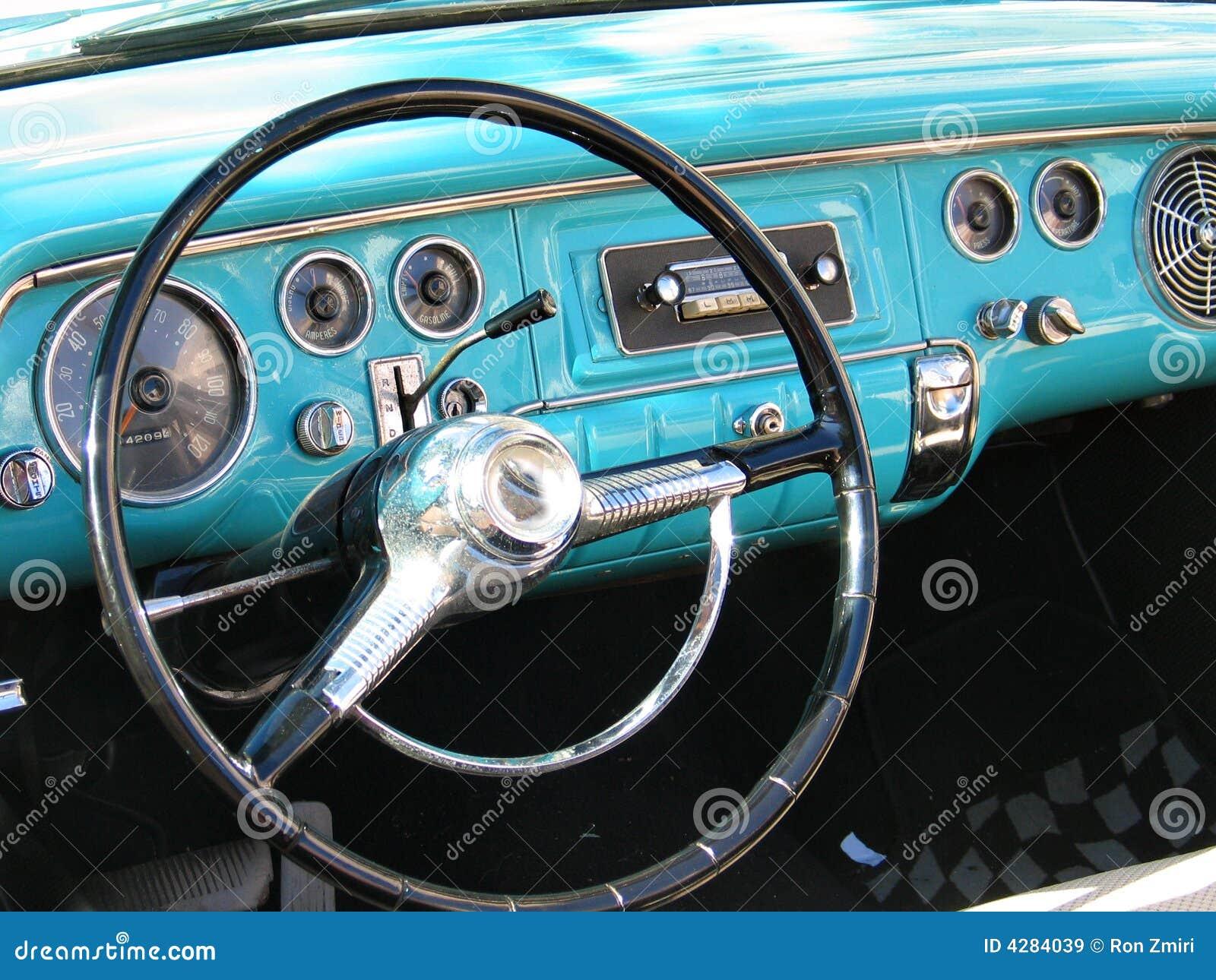 old classic car dashboard stock image image of sport 4284039. Black Bedroom Furniture Sets. Home Design Ideas