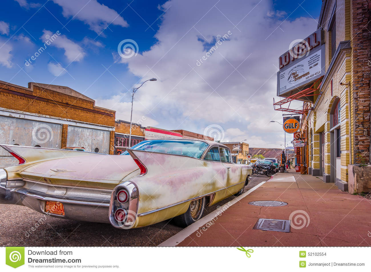 Old Classic Cars And Trucks Stock Photo 52102554 - Megapixl