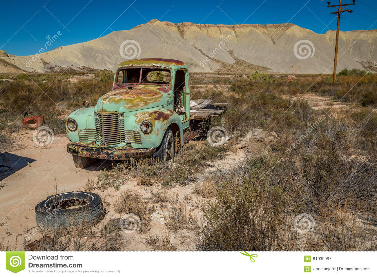 Old Classic Cars And Trucks Stock Image - Image of grunge, antique ...