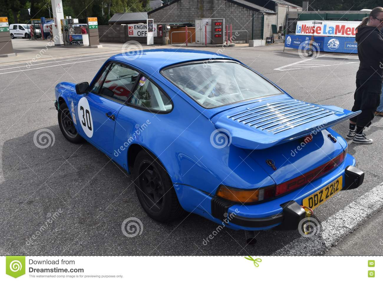 Old Classic 911 Editorial Stock Image Of Mustang