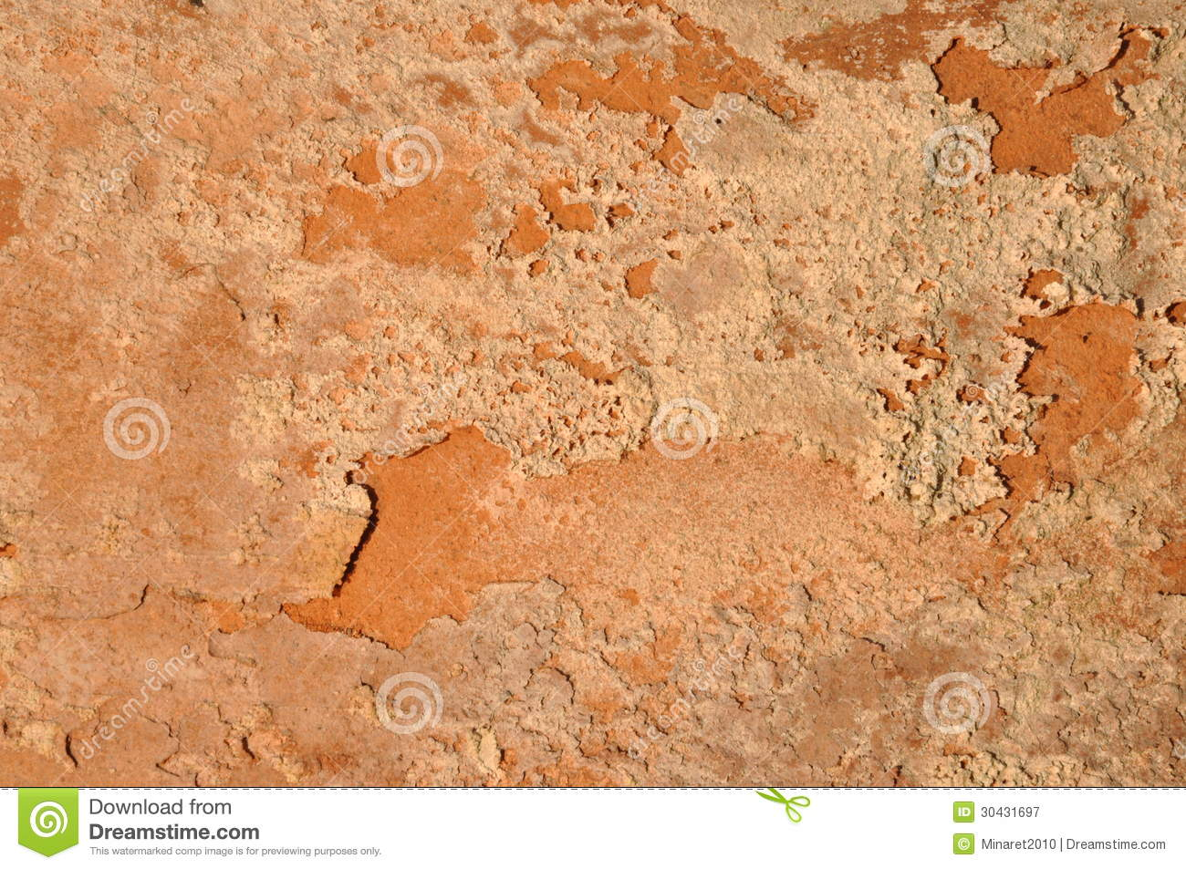 how to make rock texture in clay
