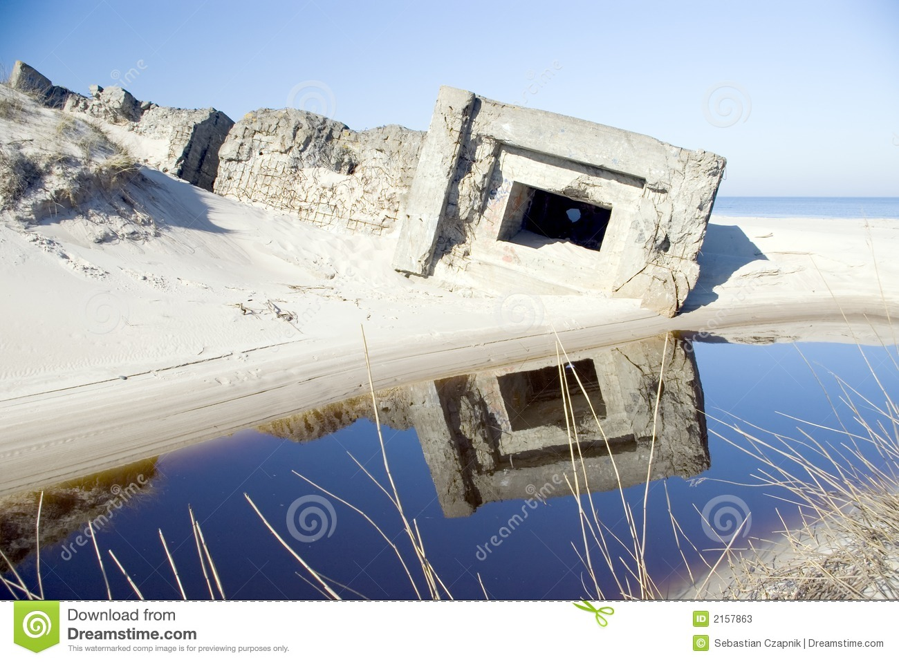 Old Military Bunkers for Sale