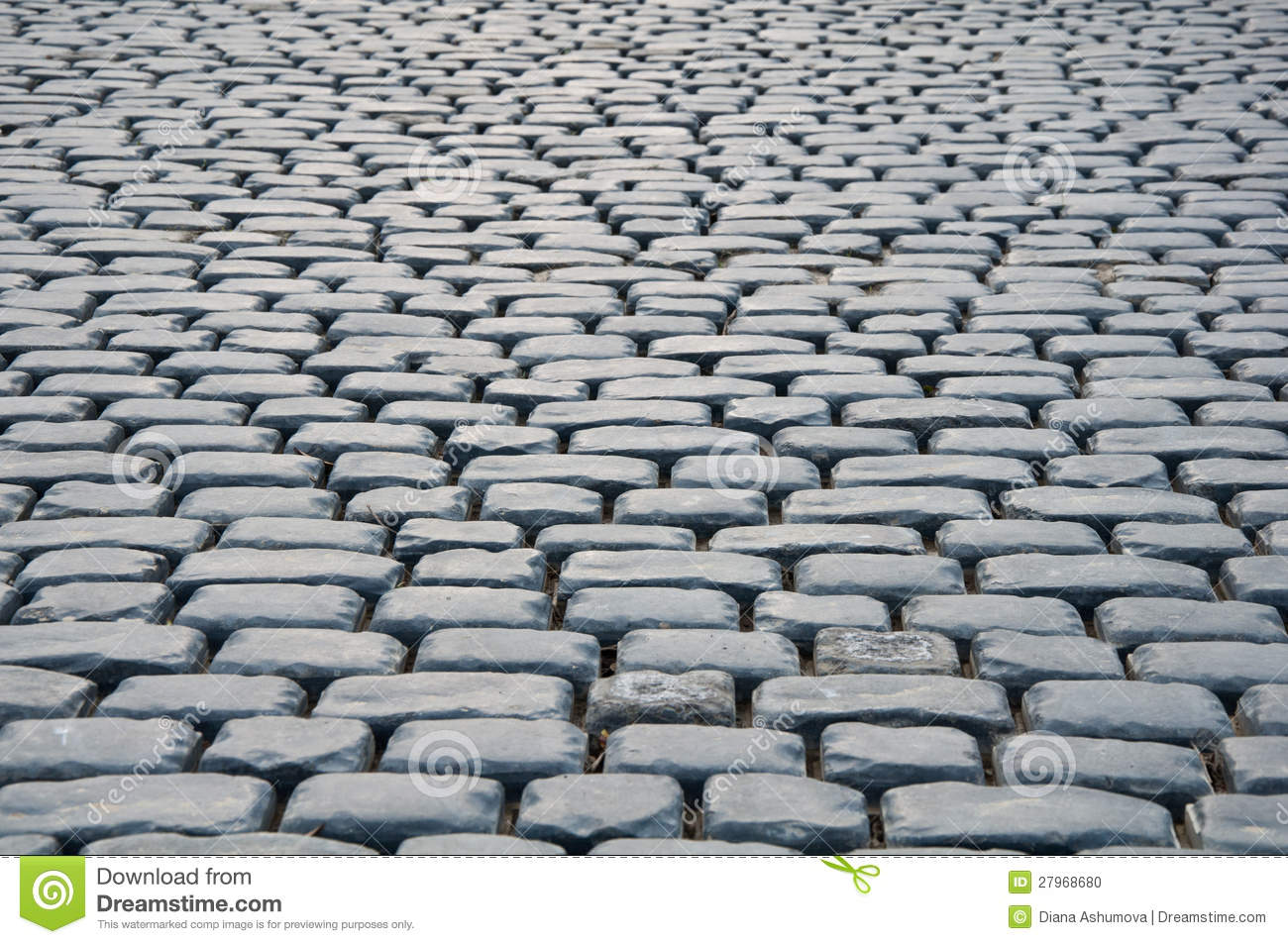 Old cobble stone or background