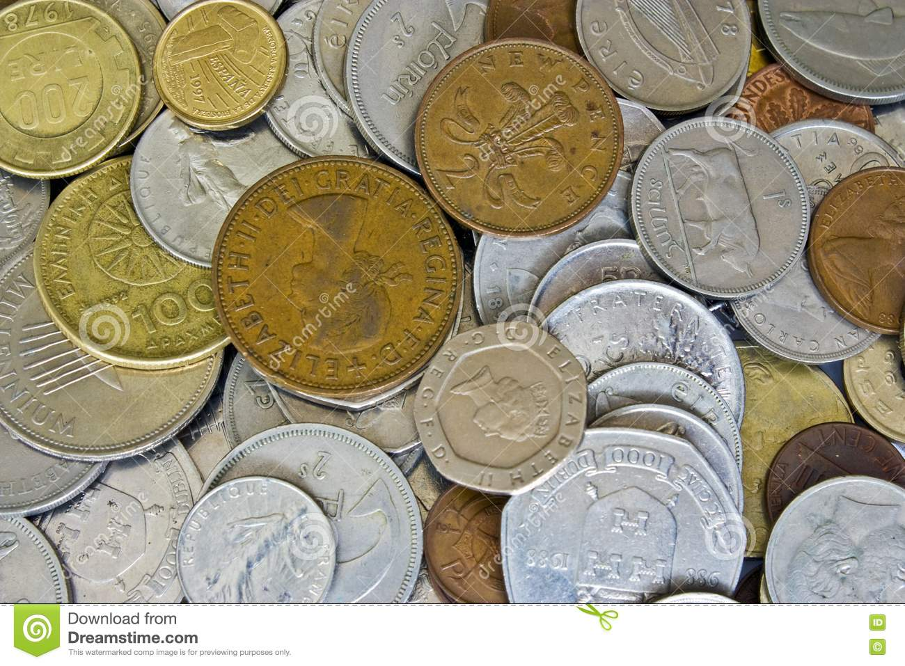 old coins stock image - photo #28