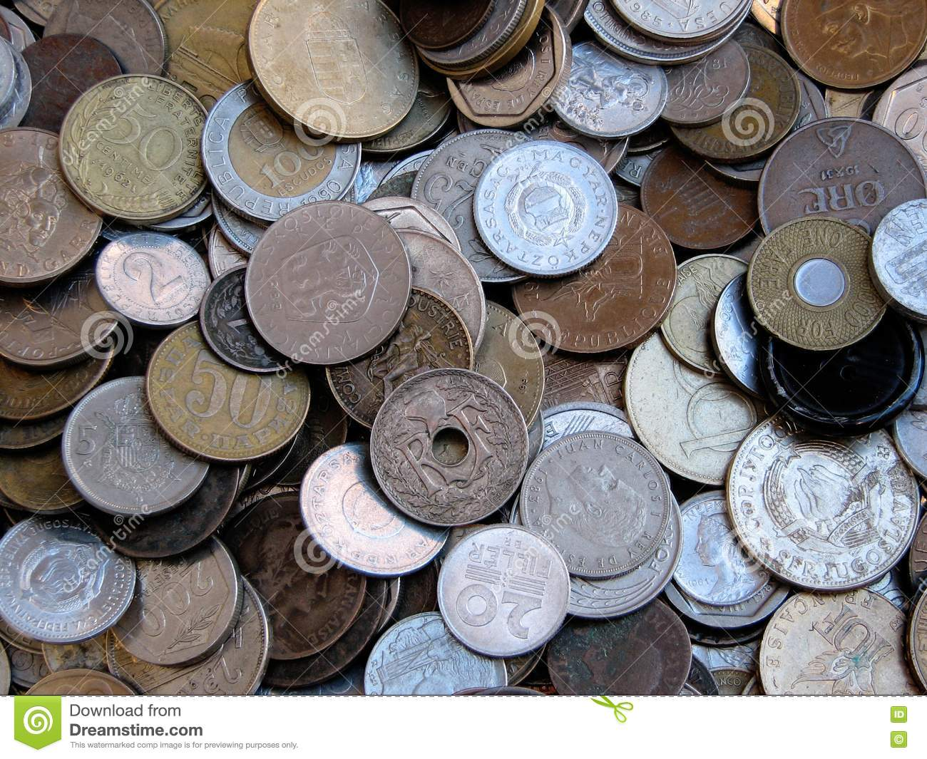 old coins stock image - photo #29