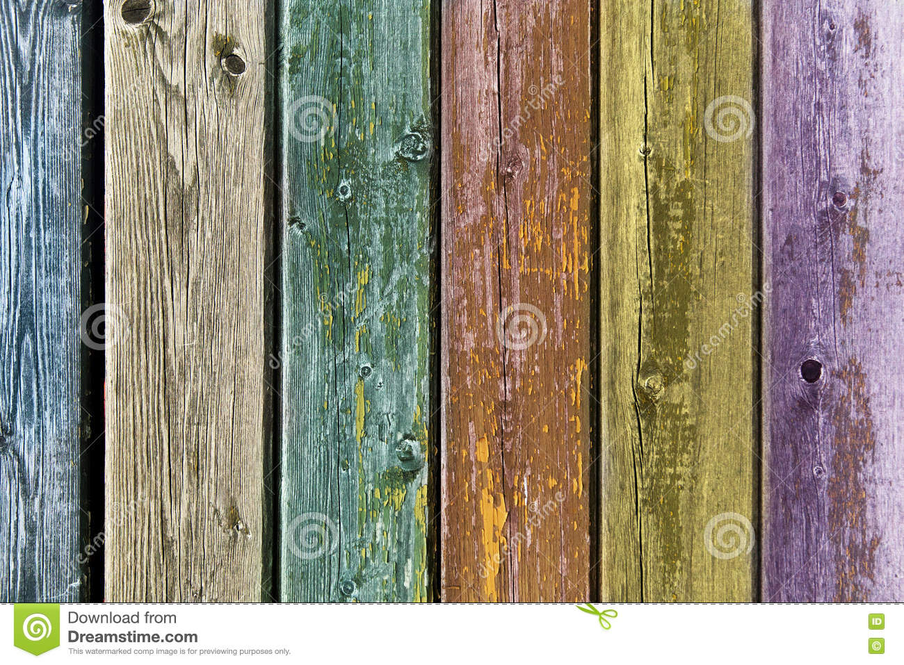 Old wooden boards as background - Background Different Fence Old Texture Wooden