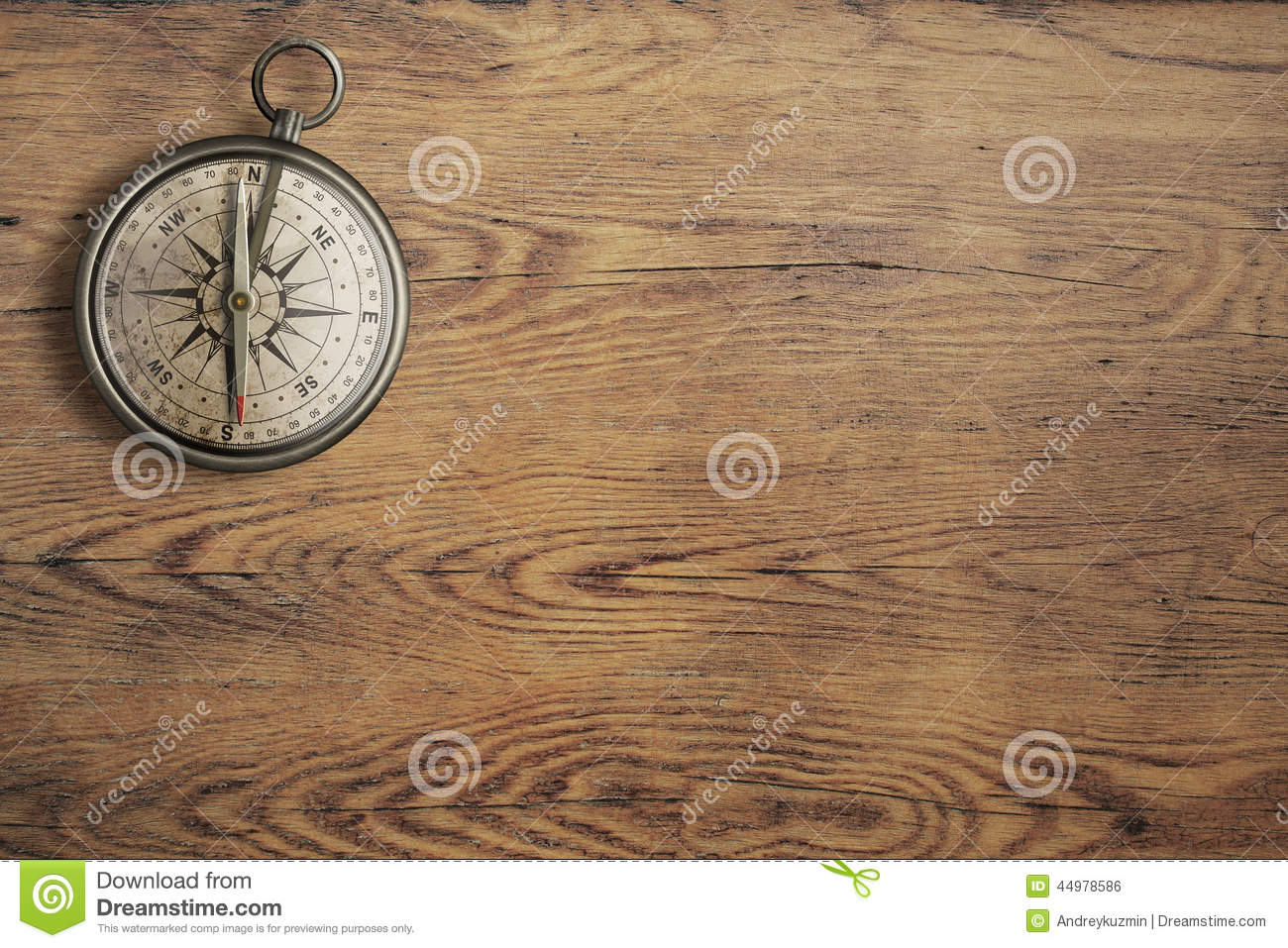 Wood table top view wooden table top view photo - Compass Old Table Top View Vintage Wooden