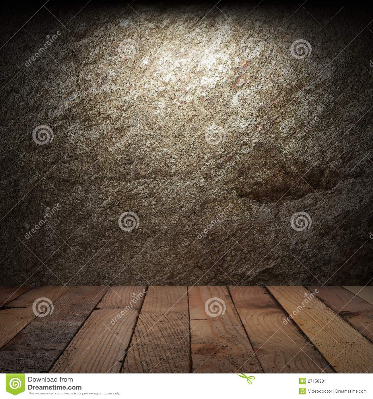 Old Concrete Wall Stock Image Image 27158981