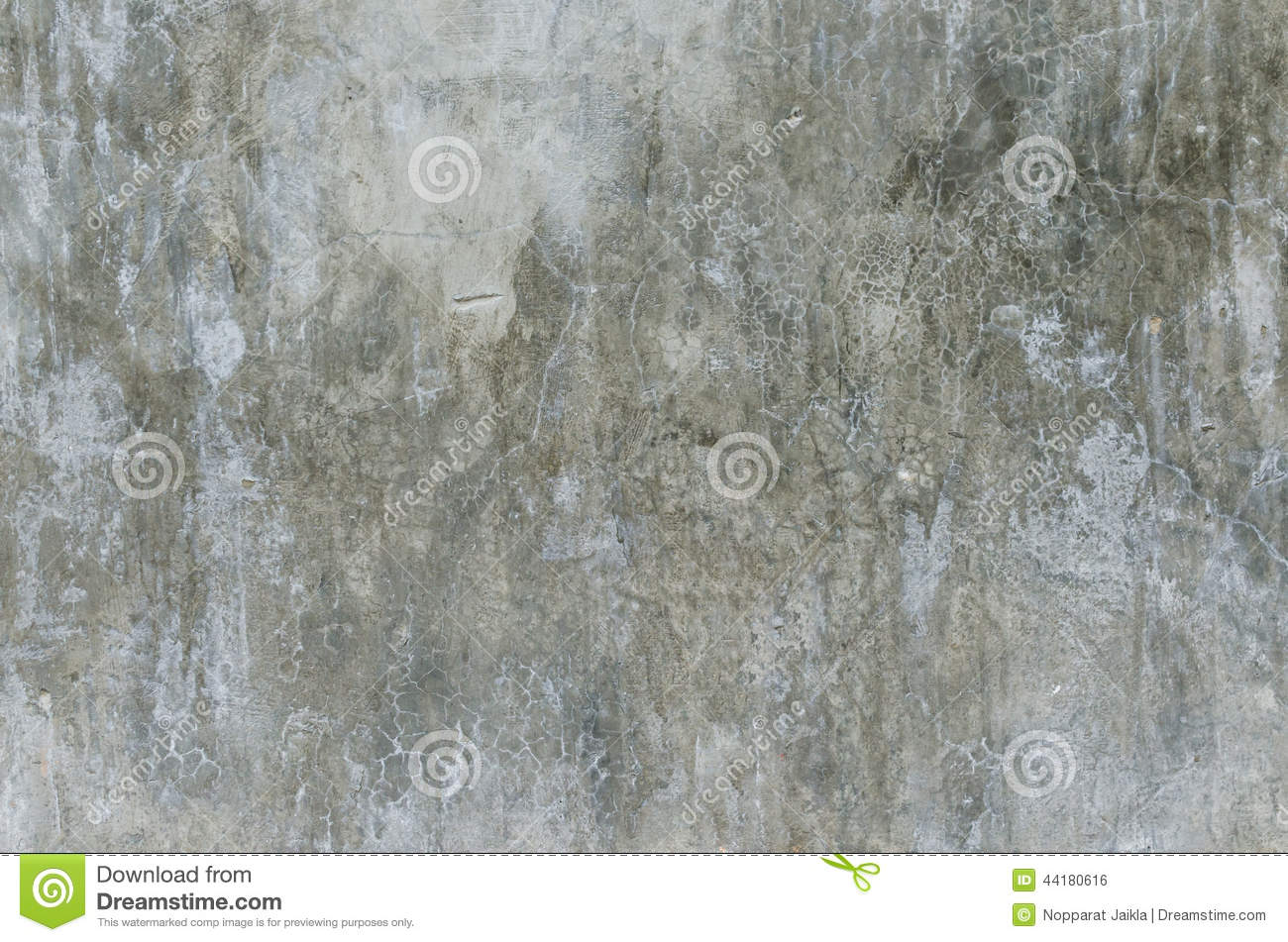 Old concrete wall background and texture