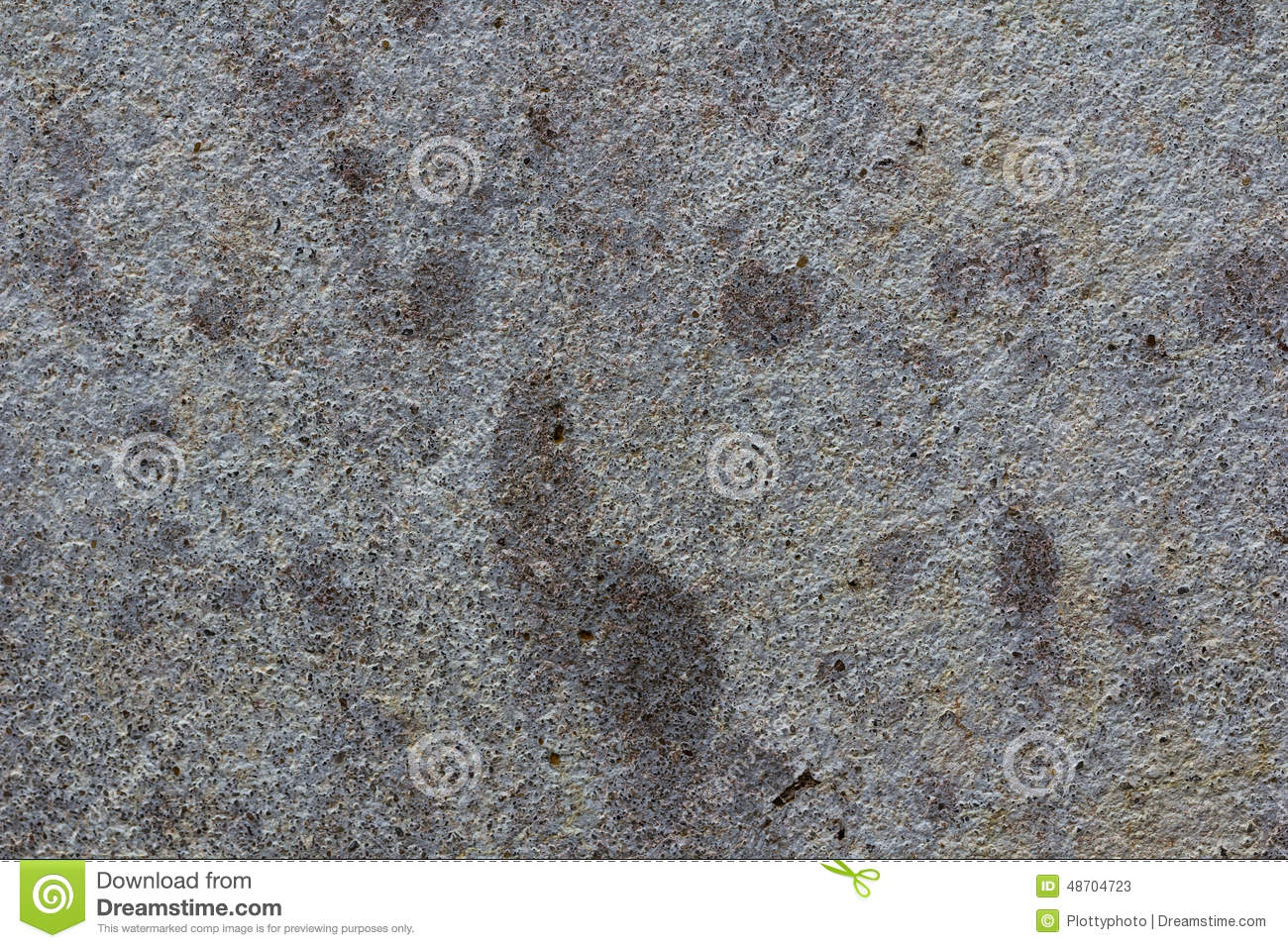 Rust Cement Wall : Old concrete wall corrosion stock photo image