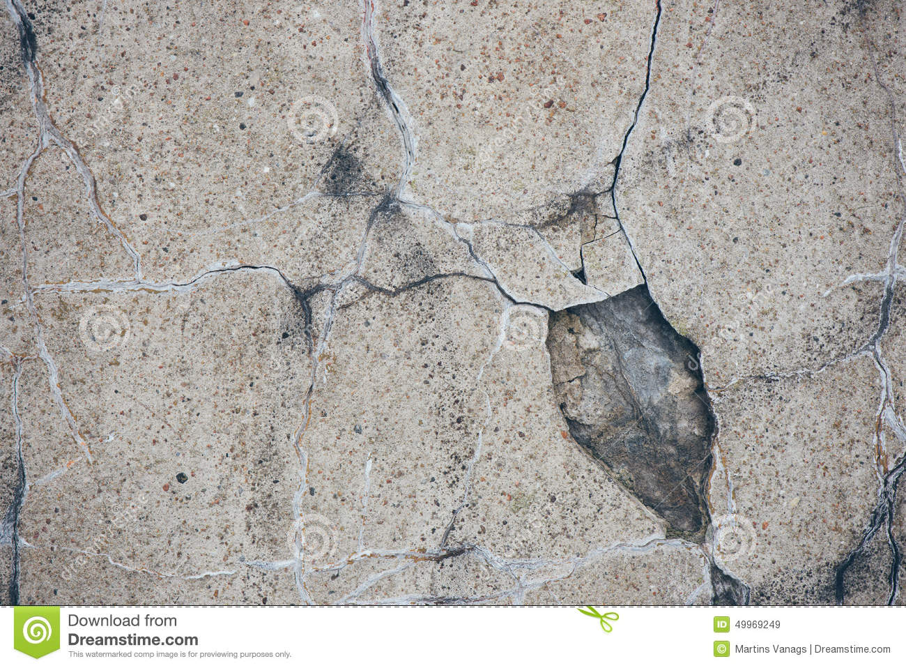 Old Concrete Wall Texture- Vintage Effect Stock Photo - Image of ...
