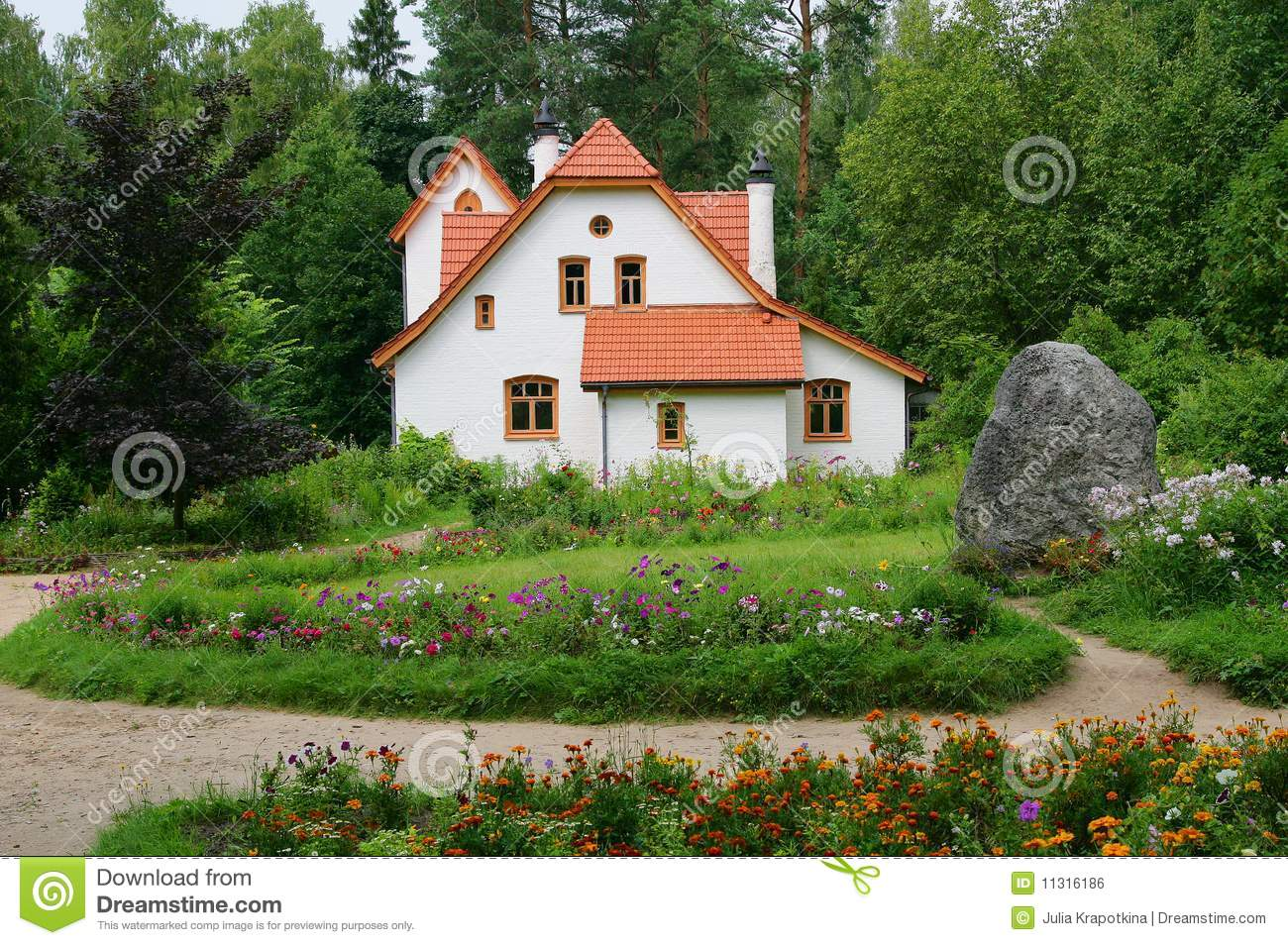 Old country house royalty free stock image image 11316186 for Country house online